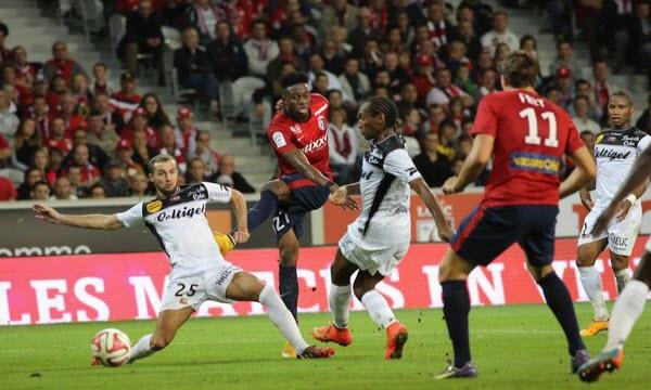 Bóng đá - Guingamp vs Lille OSC 22h59 ngày 10/02