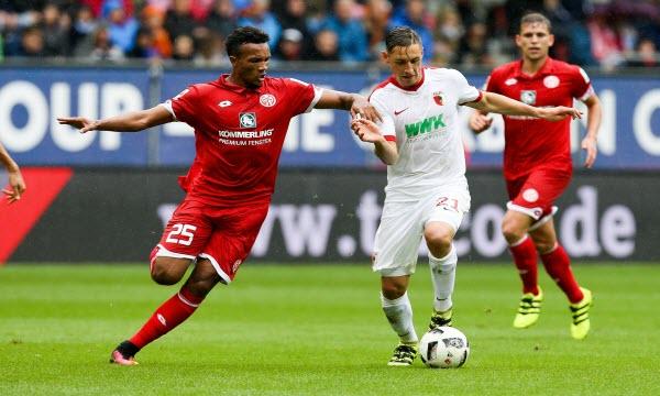 Bóng đá - Augsburg vs Mainz 05 20h30, ngày 22/04