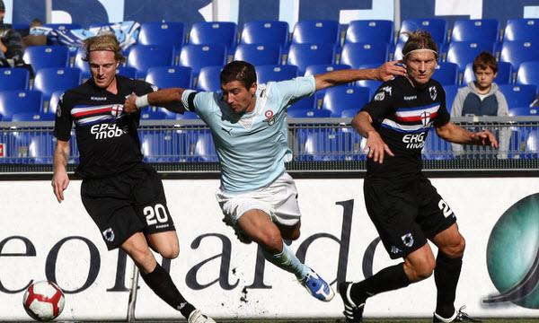 Bóng đá - Lazio vs Sampdoria 20h00, ngày 22/04