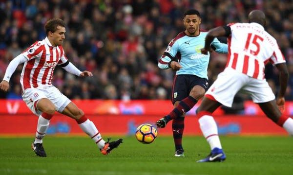 Bóng đá - Stoke City vs Burnley 19h30, ngày 22/04