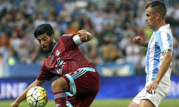 Bóng đá - Malaga vs Real Sociedad 21h15, ngày 22/04