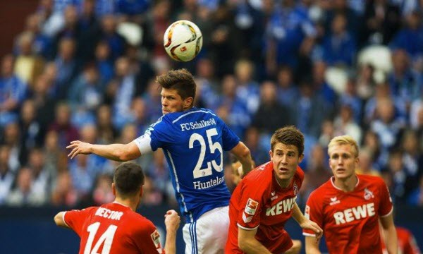 Bóng đá - Schalke 04 vs Koln 05/10/2019 23h30