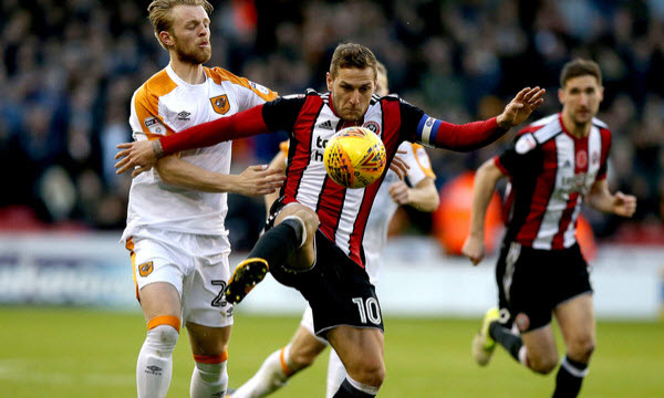 Bóng đá - Hull City vs Sheffield United 21h00 ngày 22/04