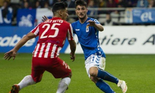 Bóng đá - Almeria vs Real Oviedo 27/04/2019 22h59