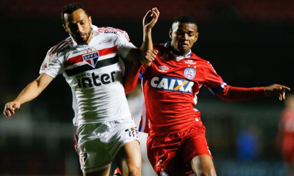 Dự đoán nhận định Bahia(BA) vs Sao Paulo 07h00 ngày 10/10