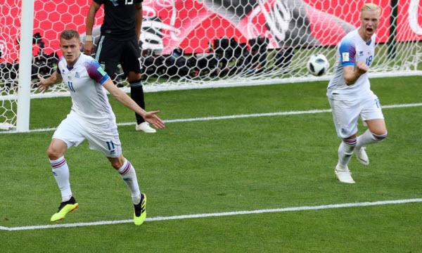 Bóng đá - Nigeria vs Iceland 22h00, ngày 22/06