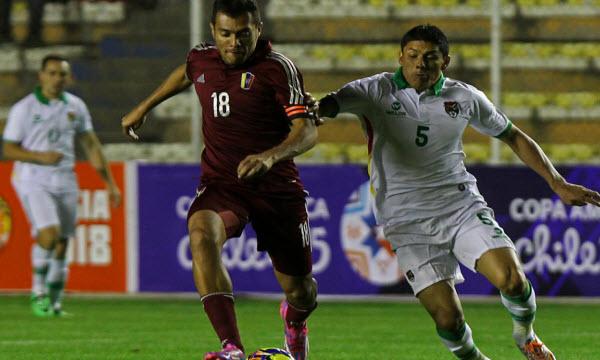 Nhận định dự đoán Bolivia vs Venezuela 3h ngày 4/6