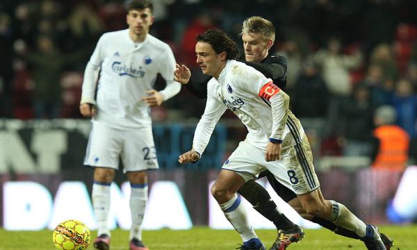 Bóng đá - Randers FC vs Kobenhavn 22h00 ngày 17/02