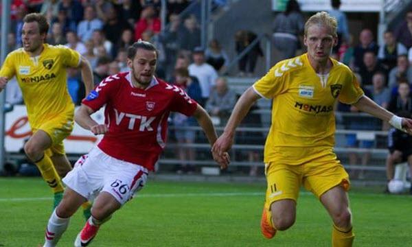 Bóng đá - Vejle vs Brondby 01/08/2021 21h00
