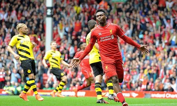 Bóng đá - Liverpool vs Borussia Dortmund 07h00 ngày 20/07