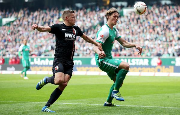 Bóng đá - Augsburg vs Werder Bremen 20h30, ngày 22/09