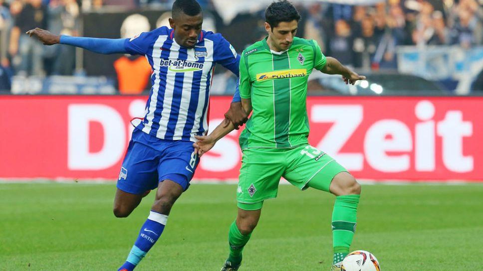 Bóng đá - Monchengladbach vs Hertha Berlin 20h10 ngày 13/01