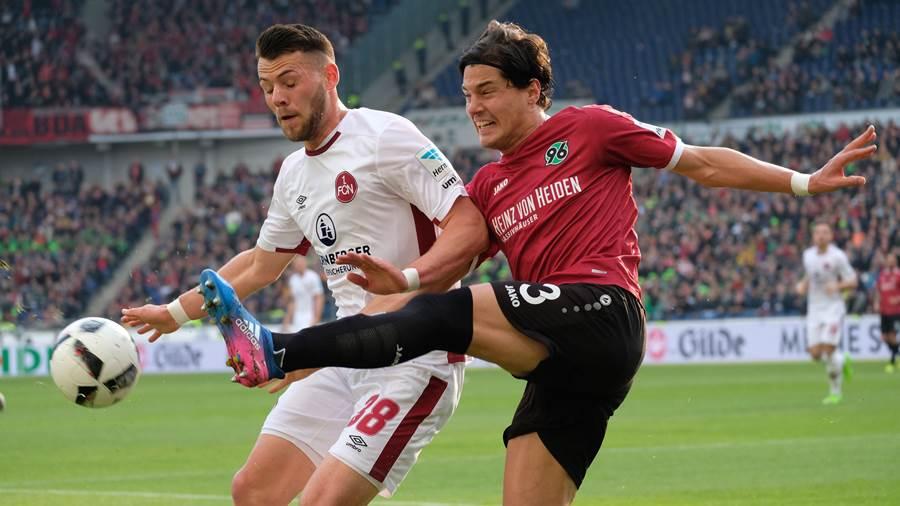 Bóng đá - Nurnberg vs Hannover 96 20h30, ngày 22/09