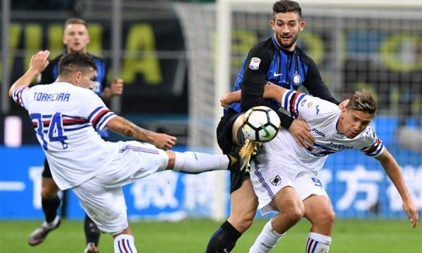 Bóng đá - Inter Milan vs Sampdoria 18/02/2019 00h00