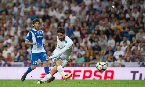 Bóng đá - Real Madrid vs Espanyol 01h45, ngày 23/09