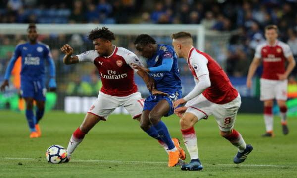 Bóng đá - Leicester City vs Arsenal 28/04/2019 18h00