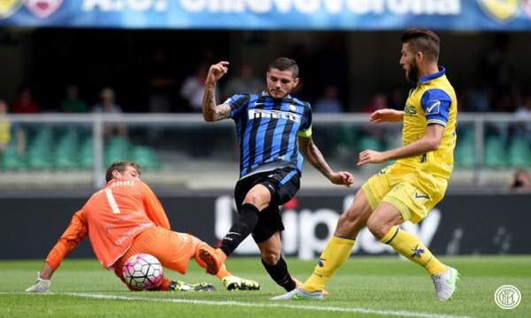 Bóng đá - Chievo vs Inter Milan 00h00 ngày 23/12