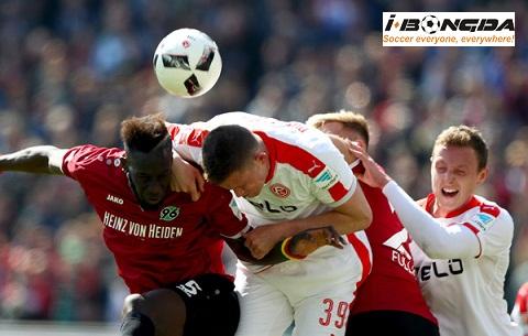 Bóng đá - Fortuna Dusseldorf vs Hannover 96 20h30 ngày 18/05