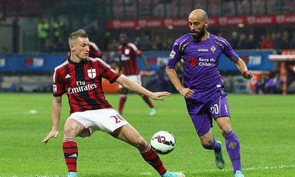 Bóng đá - AC Milan vs Fiorentina 21h00 ngày 22/12