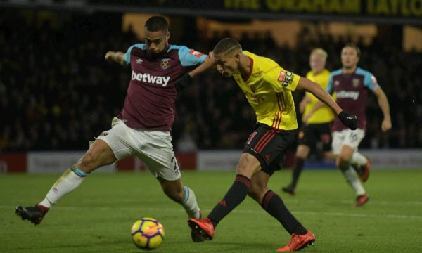 Bóng đá - Watford vs West Ham United 12/05/2019 21h00