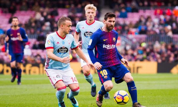 Bóng đá - Celta Vigo vs Barcelona 05/05/2019 01h45