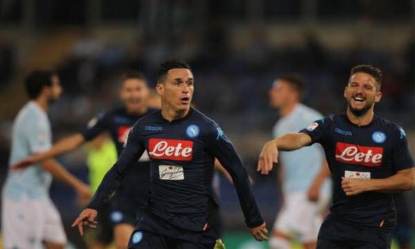 Bóng đá - Napoli vs Spal 21h00 ngày 22/12