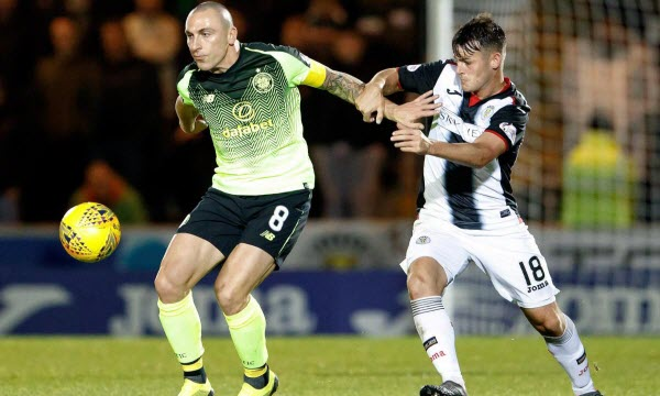 Nhận định dự đoán St. Mirren vs Celtic 1h45 ngày 17/9