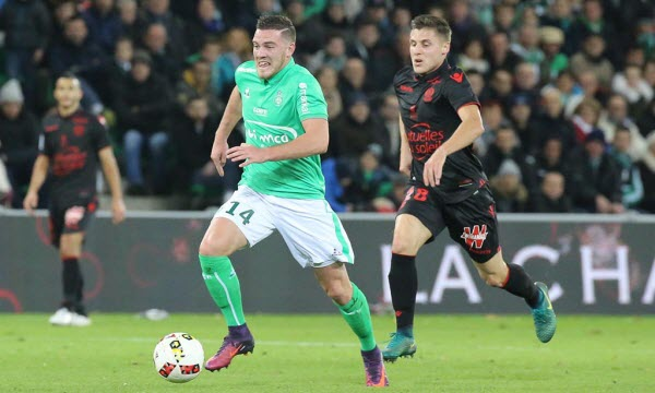 Bóng đá - Saint-Etienne vs Dijon 00h30 ngày 24/01