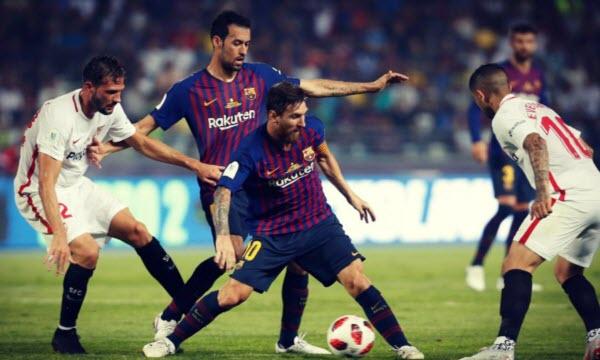 Dự đoán nhận định Barcelona vs Sevilla 03h30 ngày 31/01
