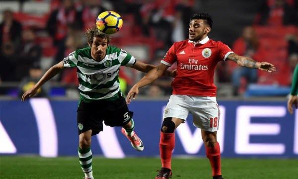 Bóng đá - Sporting Lisbon vs Sporting Braga 03h00 ngày 18/02