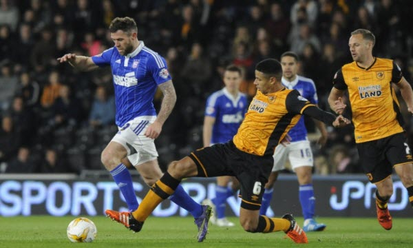 Phân tích Hull City vs Ipswich 2h ngày 24/2