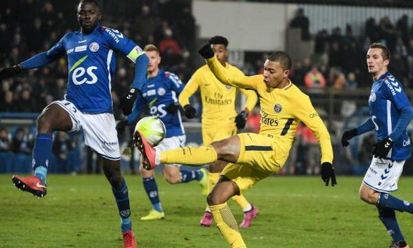 Bóng đá - Strasbourg vs Montpellier 21/04/2019 01h00
