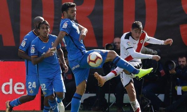 Bóng đá - Getafe vs Rayo Vallecano 19h00 ngày 23/02