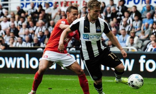Bóng đá - Newcastle United vs Huddersfield Town 22h00 ngày 23/02