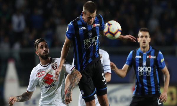 Bóng đá - Torino vs Atalanta 21h00 ngày 23/02