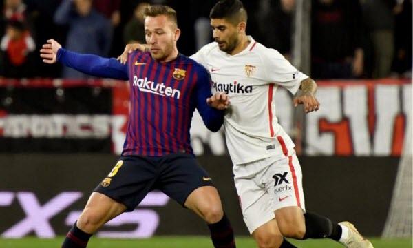 Bóng đá - Sevilla vs Barcelona 22h15 ngày 23/02