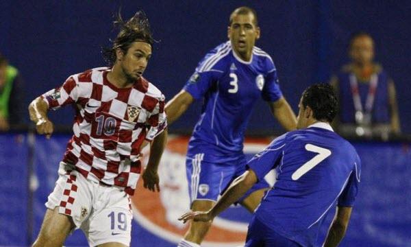 Bóng đá - Croatia vs Israel 00h00, ngày 24/03