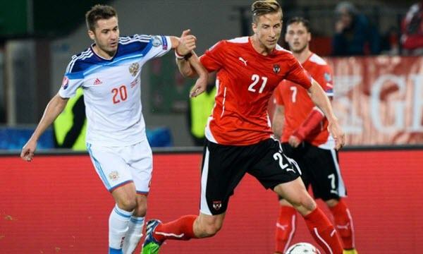 Bóng đá - Nga vs Lithuania 23h00, ngày 26/03