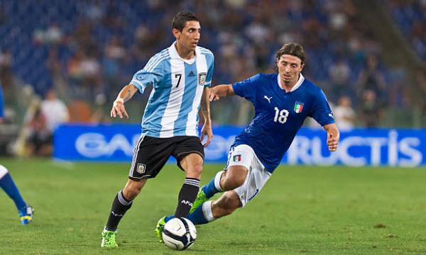 Bóng đá - Italia vs Argentina 02h45, ngày 24/03