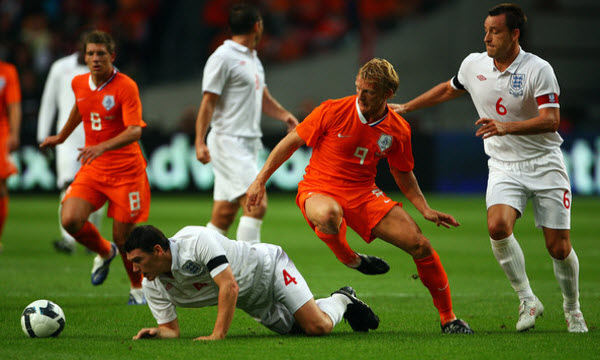 Bóng đá - Hà Lan vs Anh 02h45, ngày 24/03