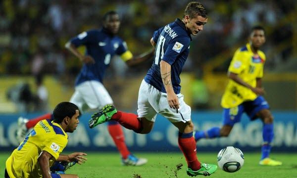 Bóng đá - Pháp vs Colombia 03h00, ngày 24/03