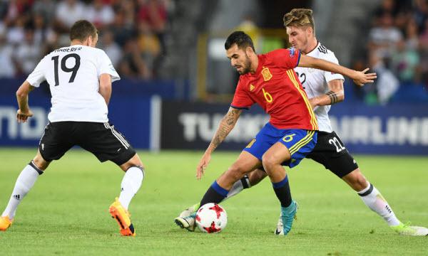 Bóng đá - Đức vs Tây Ban Nha 02h45, ngày 24/03