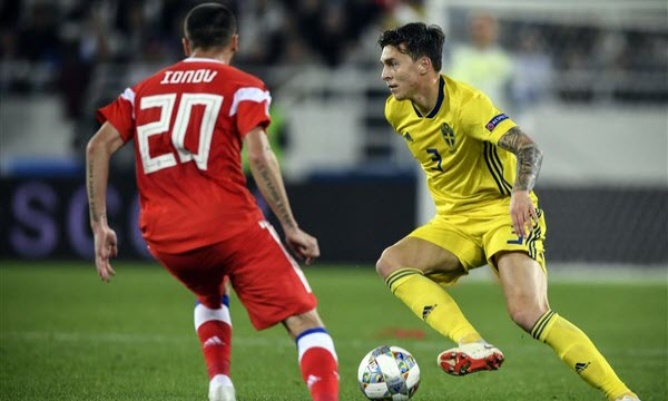 Bóng đá - Thụy Điển vs Romania 00h00 ngày 24/03