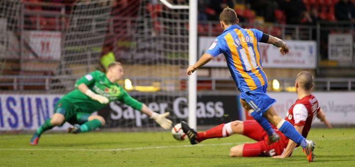 Bóng đá - Shrewsbury Town vs Oldham Athletic: 01h45, ngày 24/04