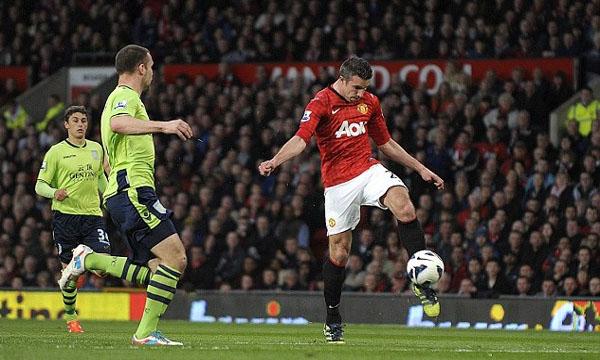 Man United 3-0 Aston Villa (Highlights vòng 34, giải Ngoại Hạng Anh 2012-13)