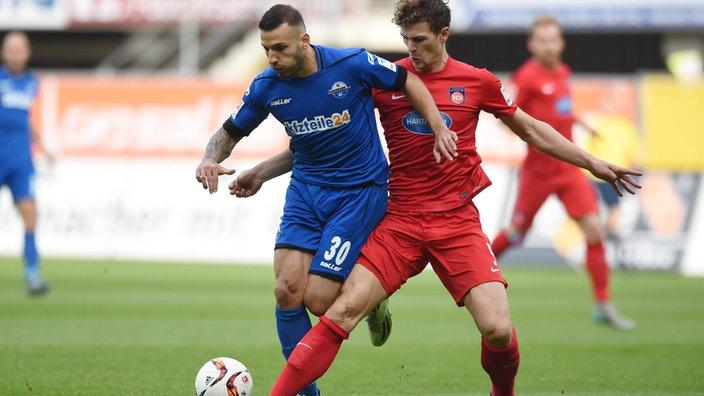 Bóng đá - SC Paderborn 07 vs Heidenheimer 18h30 ngày 28/04