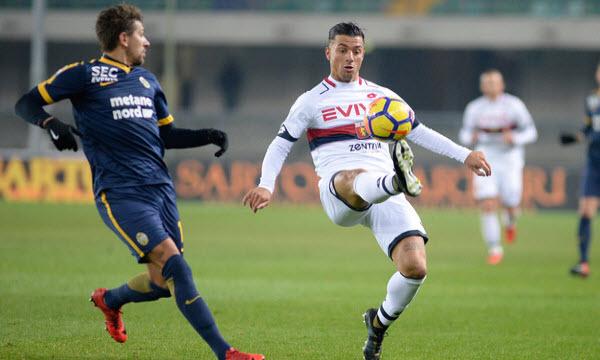 Bóng đá - Genoa vs Hellas Verona 01h45, ngày 24/04