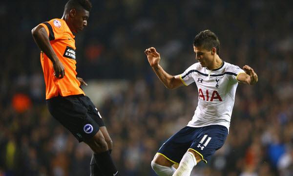 Bóng đá - Tottenham Hotspur vs Brighton & Hove Albion 01h45 ngày 24/04