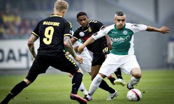 Bóng đá - Brondby vs Viborg 25/07/2021 22h59