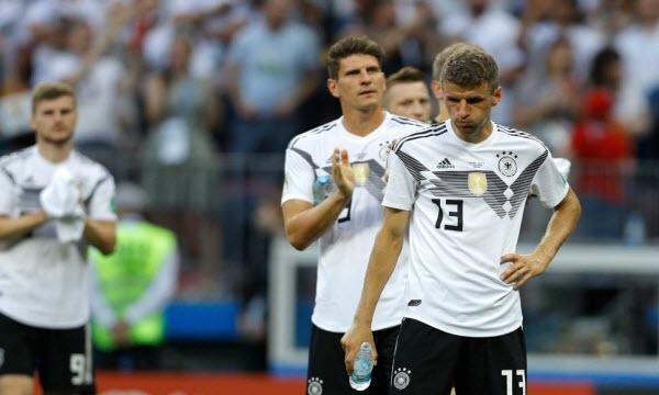 Bóng đá - Đức vs Thụy Điển 01h00, ngày 24/06